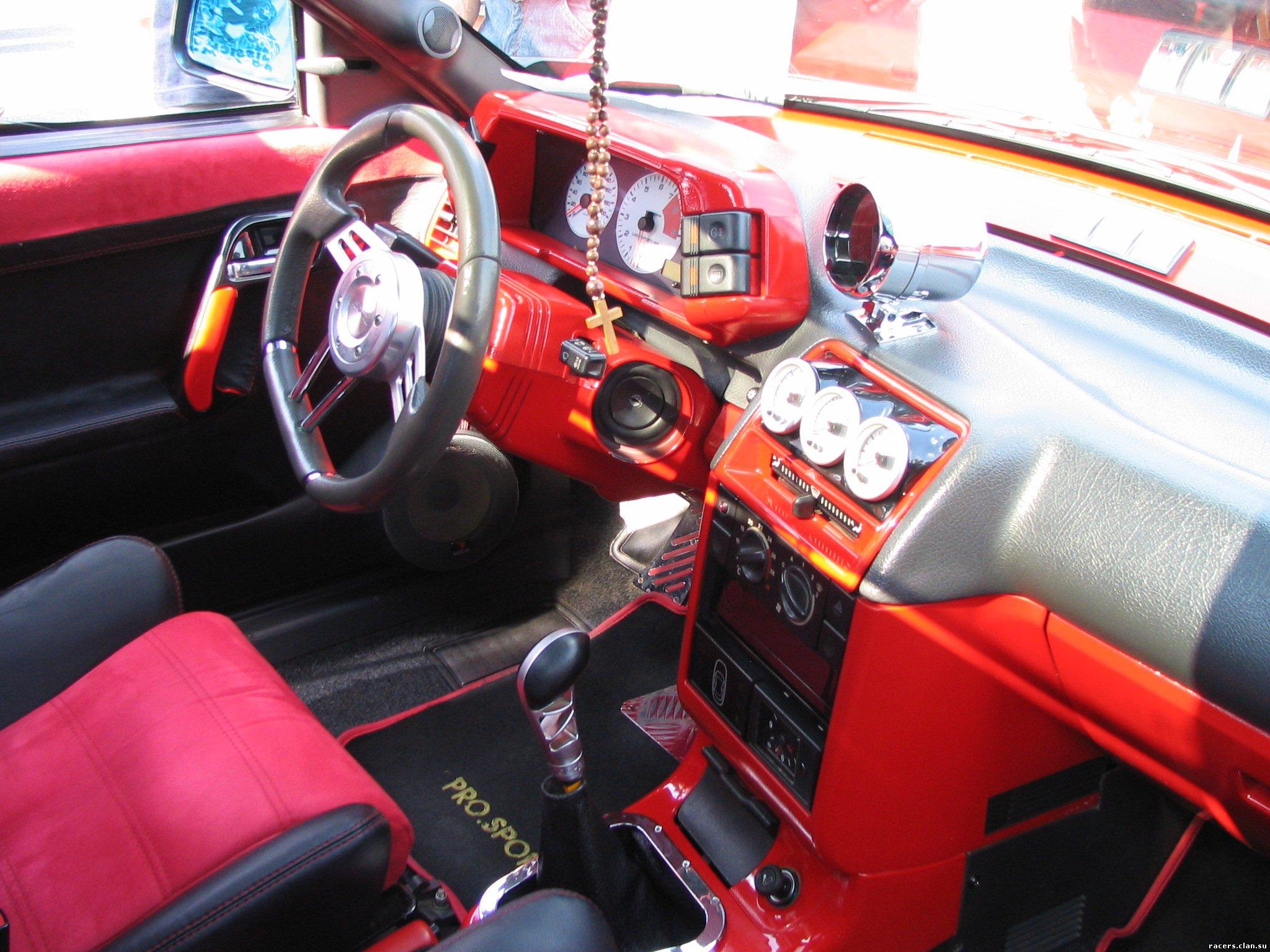 Салон для авто своими руками
